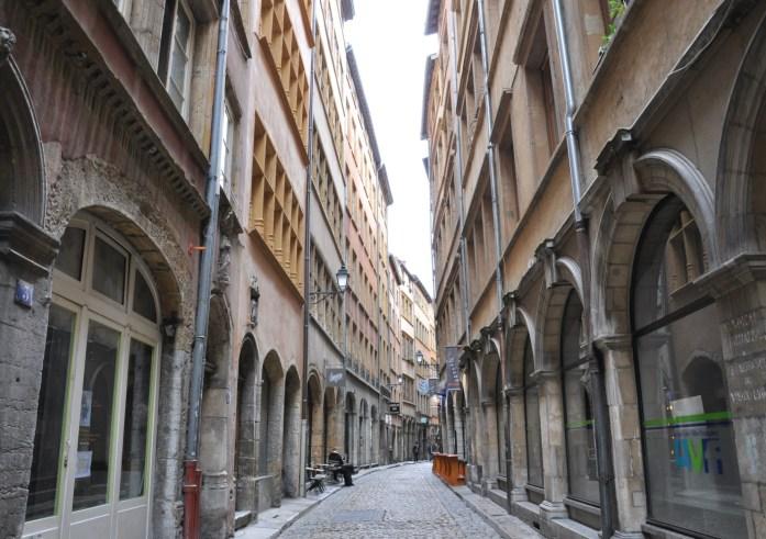 La Marinière en Voyage - Ruelle du Vieux Lyon