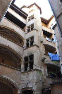 Tour des traboules du Vieux Lyon