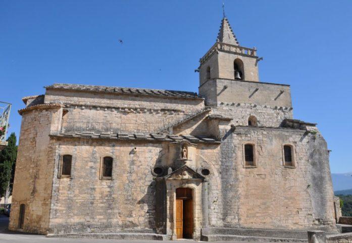 Eglise de Vénasque