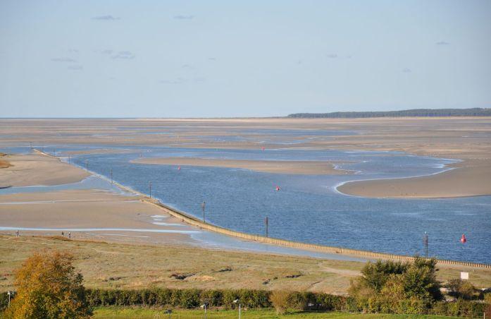 Panorama sur la Baie de Somme