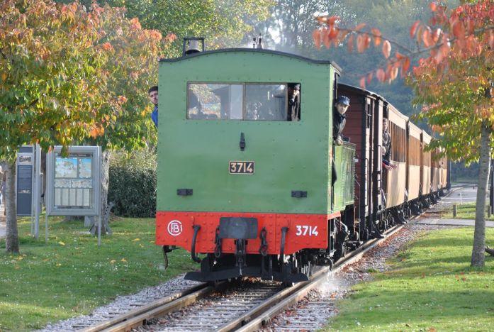 Petit train de la Baie de Somme