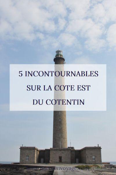 5 incontournables sur la côte est du Cotentin