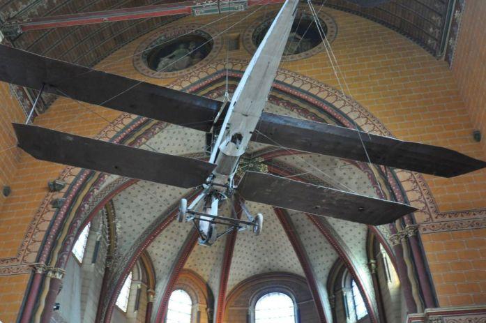 Musées parisiens insolites - église du Musée des Arts et Métiers
