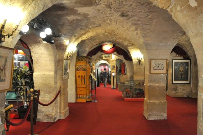 Musées parisiens insolites - Musée de la Magie
