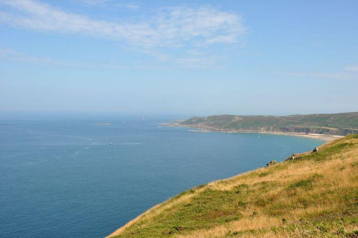Route des Caps de la Manche - Goury