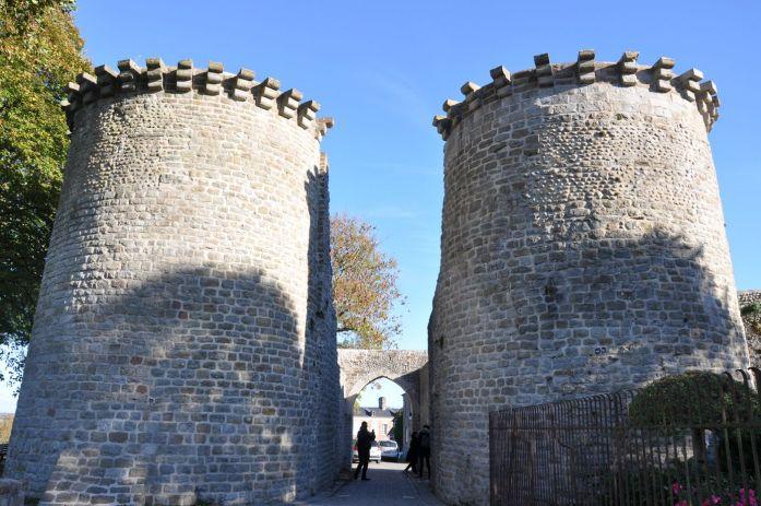 Tours Guillaume à Saint Valéry dans la Baie de Somme