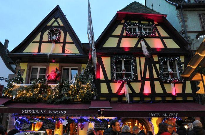Image De Noel En Alsace.Les 5 Plus Beaux Marches De Noel Du Sud De L Alsace La
