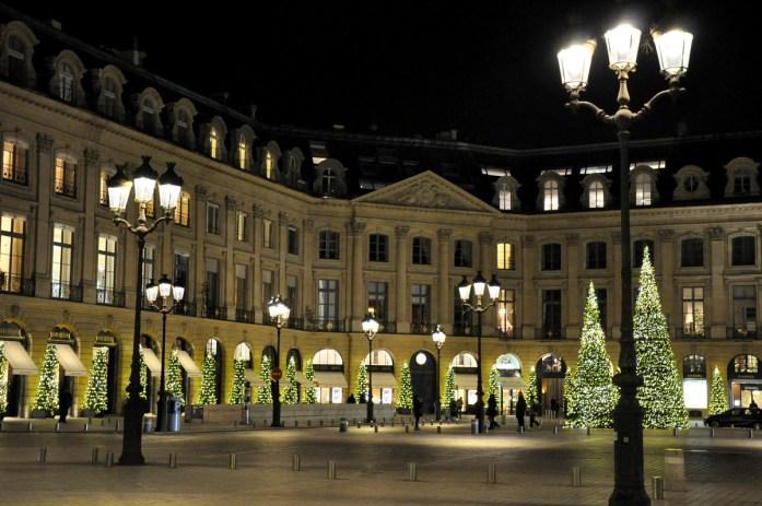 Décorations de Noël à Paris - 2018