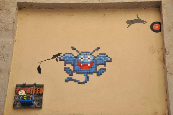 Week-end à Lyon : street-art de la Croix-Rousse