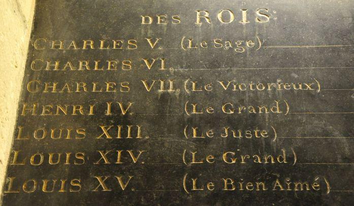 Tombeau des rois de la Basilique Saint Denis