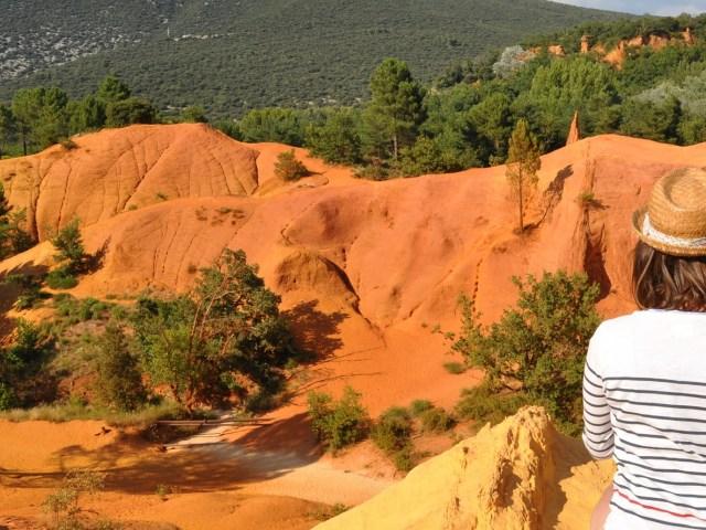 Les ocres de Rustrel - Colorado Provençal