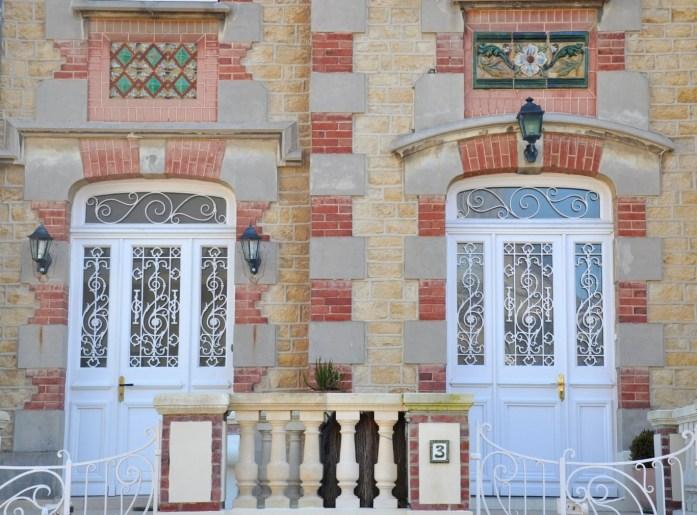 Jolies villas à Cabourg