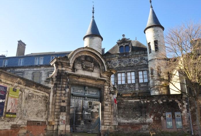 Hôtel de Vauluisant à Troyes