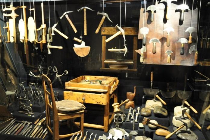 Musée de l'outil de Troyes