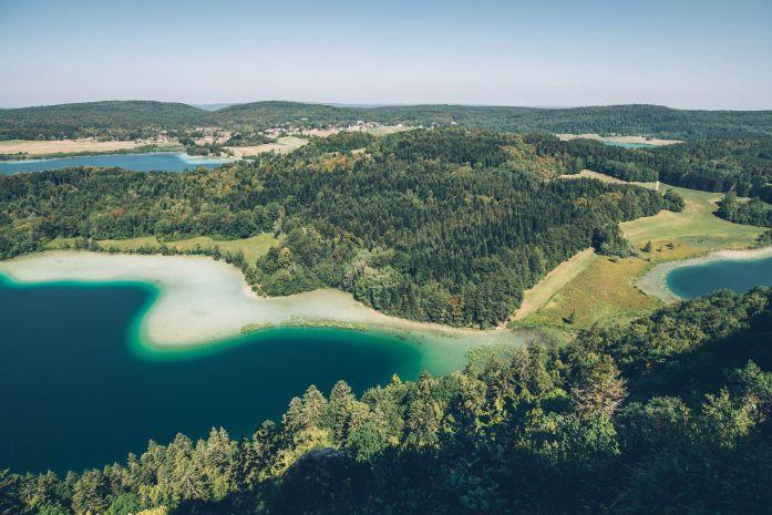 Le Belvédère des 4 lacs vu par les Bestjobers