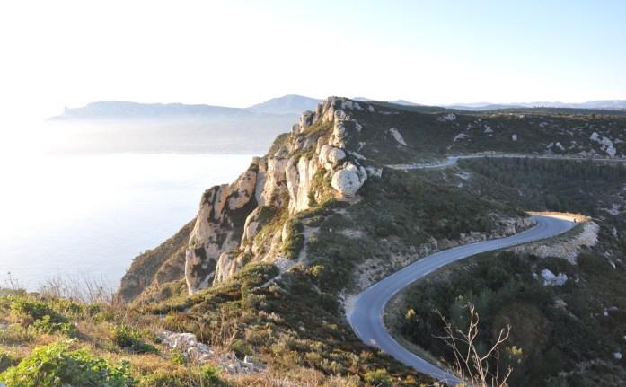 Route des Crêtes de Cassis à La Ciotat