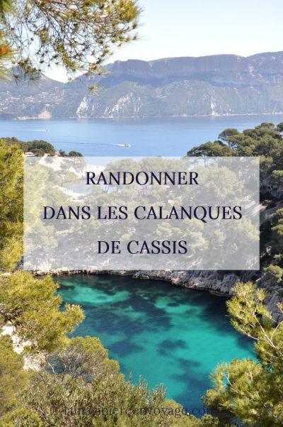 Randonner dans les Calanques de Cassis