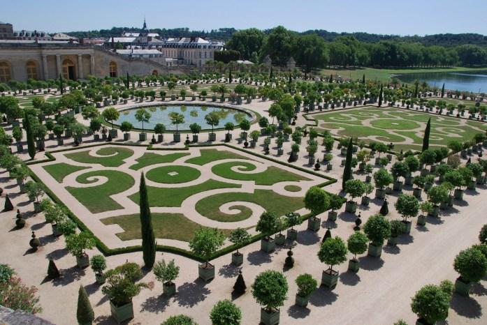 Château de Versailles - Orangerie
