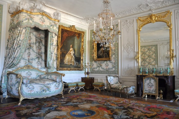 Château de Versailles - appartements de Mesdames