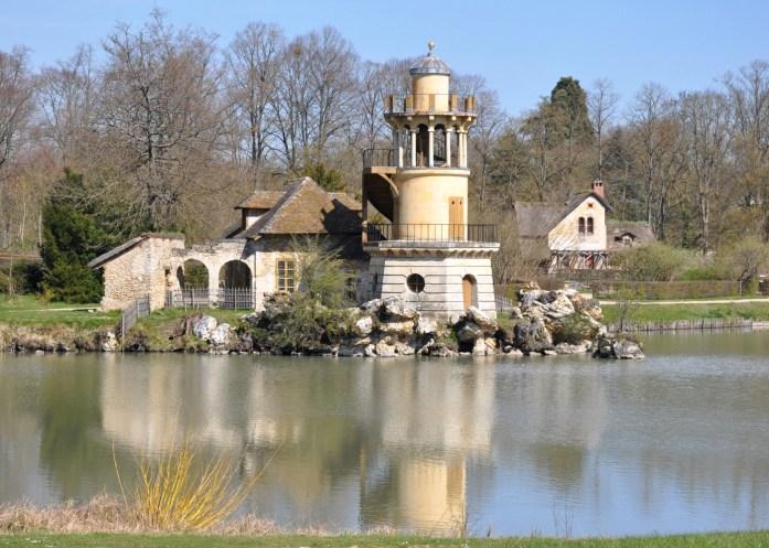 Château de Versailles - Hameau de la Reine
