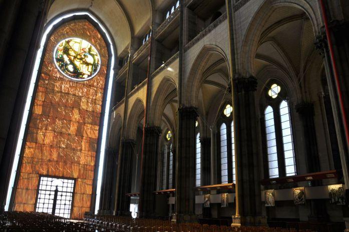 Lille en une journée - cathédrale ND de la Treille