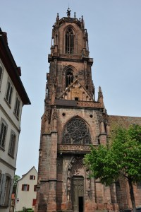 Sélestat - église saint georges