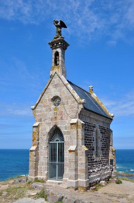 Chapelle de l'îlot Saint Michel