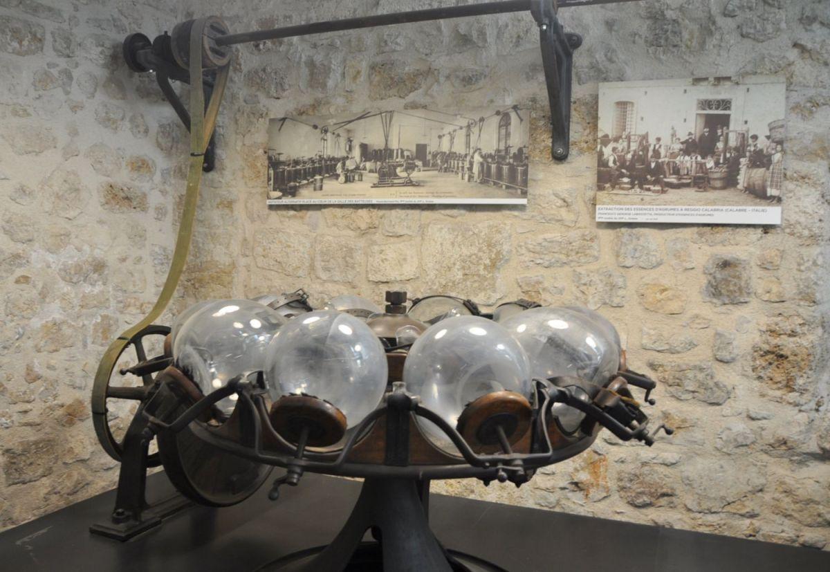 Grasse - Musée international de la parfumerie