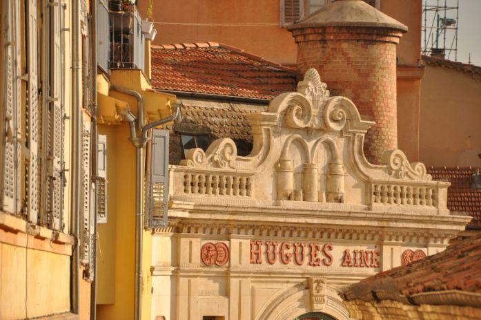 Vieille ville de Grasse