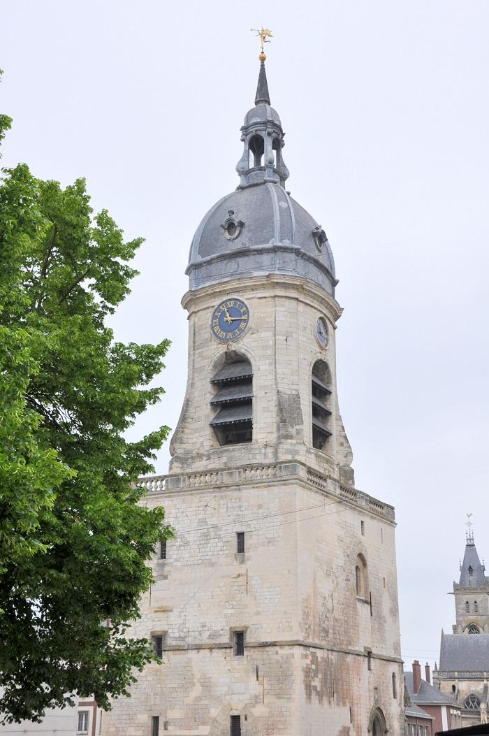 Amiens - beffroi
