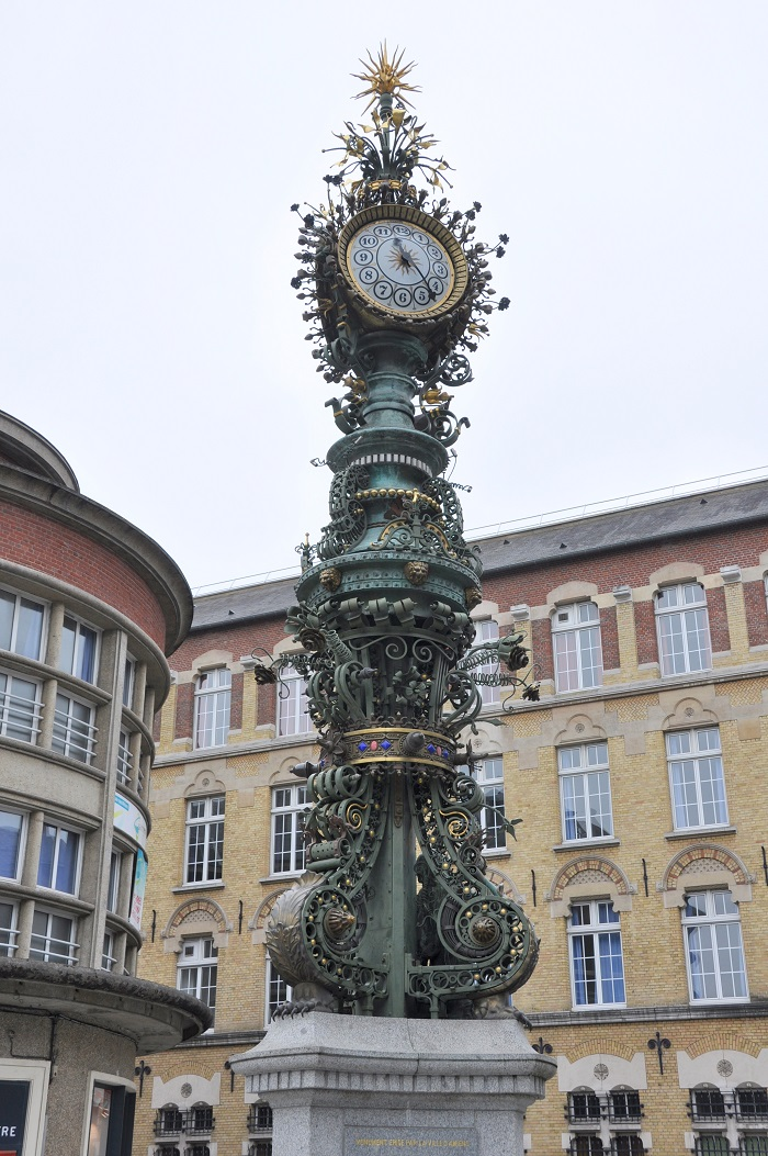 Amiens - horloge