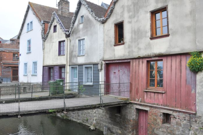 Amiens - centre historique