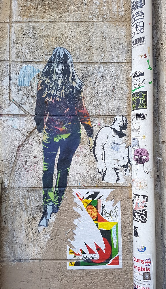 Balade dans le Marais à Paris