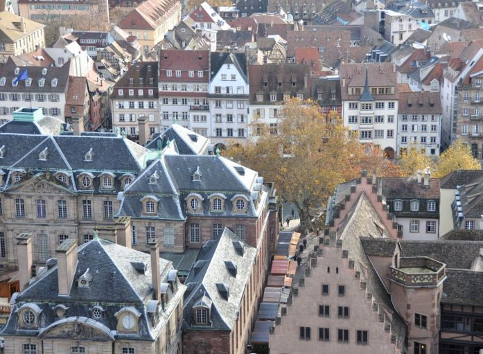 Cathédrale de Strasbourg - Blog La Marinière en Voyage