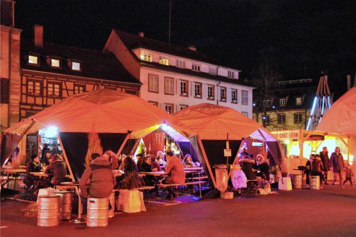 Marché de Noël OFF de Strasbourg - Blog La Marinière en Voyage