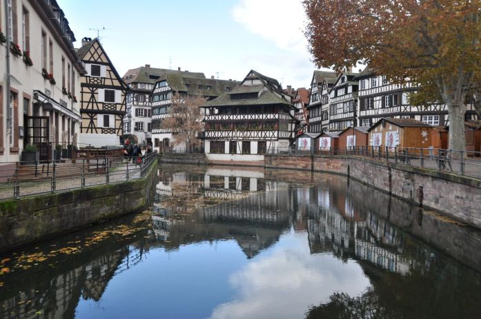 La Petite France à Strasbourg - Blog La Marinière en Voyage