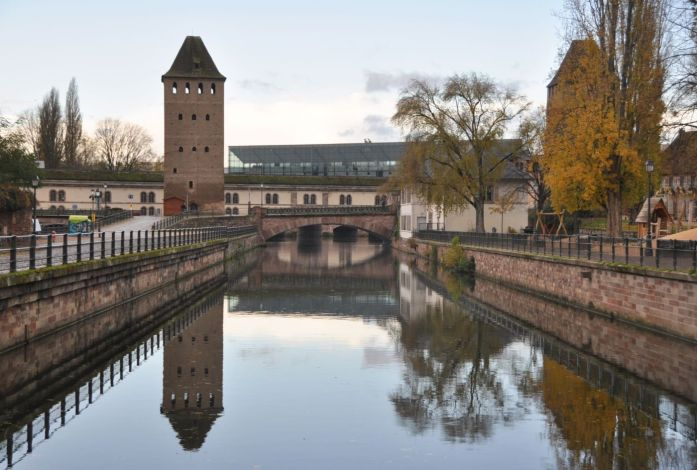 Ponts couverts à Strasbourg - Blog La Marinière en Voyage