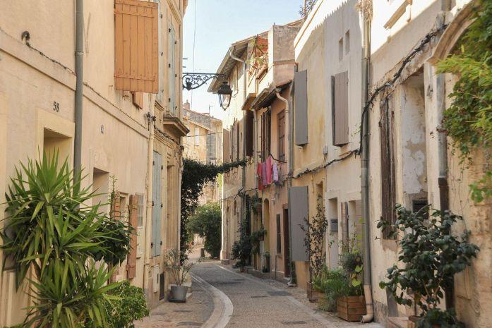 Quartier de la Roquette à Arles - Blog La Marinière en Voyage