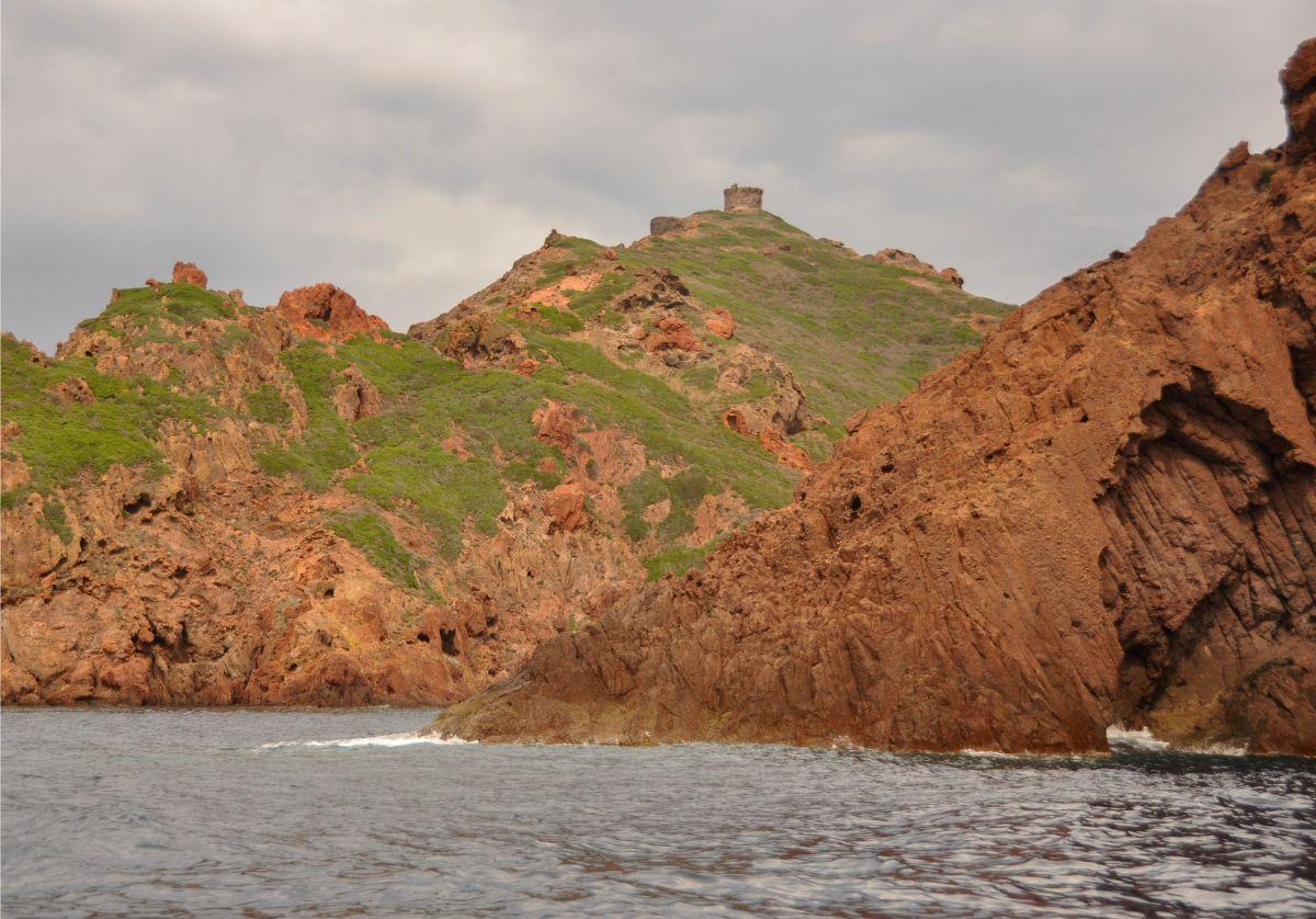 Réserve de Scandola - Blog La Marinière en Voyage
