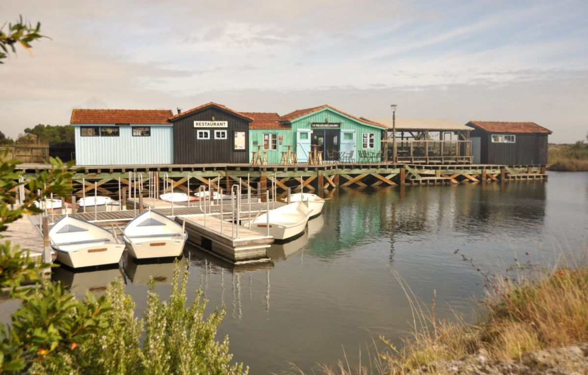 Port des Salines à Oléron - Blog La Marinière en Voyage