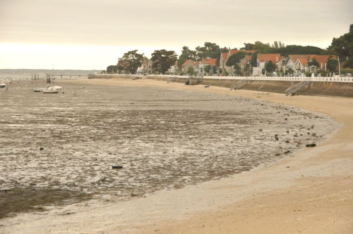 Grandes marées à l'île d'Oléron - Blog La Marinière en Voyage