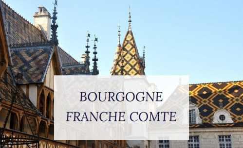 Bourgogne France Comté