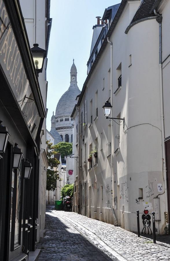 Basilique du Sacré Cœur - Blog La Marinière en Voyage