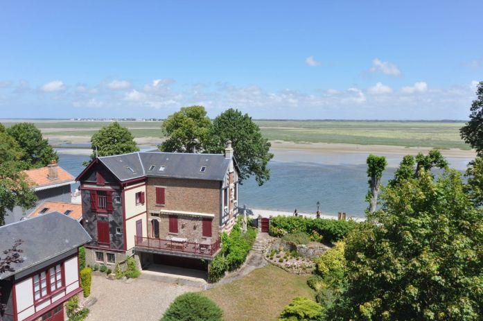 Littoral à Saint Valéry sur Somme - Blog La Marinière en Voyage