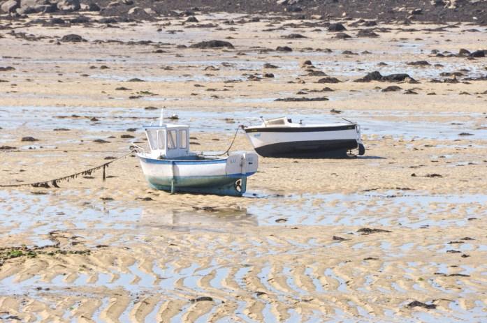 Aber Vrac'h - La Marinière en Voyage