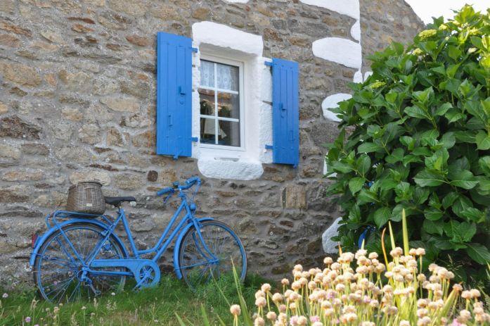 Jolies maisons d'Ouessant - Blog La Marinière en Voyage