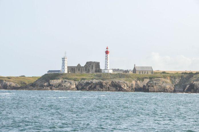 Saint Mathieu vu de la mer - Blog La Marinière en Voyage