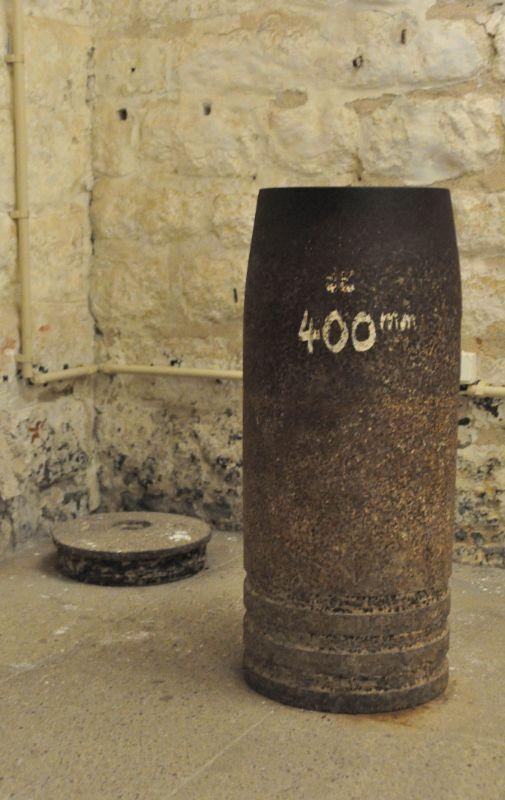 Fort de Douaumont - Blog La Marinière en Voyage