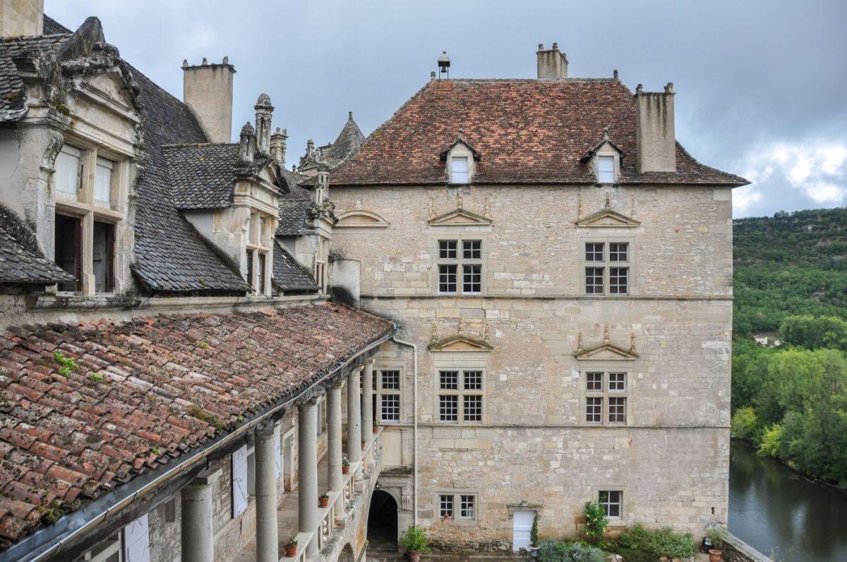 Château de Cénevières - Blog La Marinière en Voyage