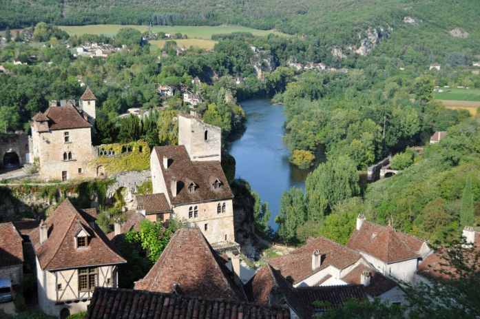 Saint Cirq-Lapopie - Blog La Marinière en Voyage